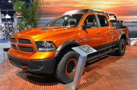 Dodge Ram 6500 Truck - new dodge ram shows its trucks are for work and play