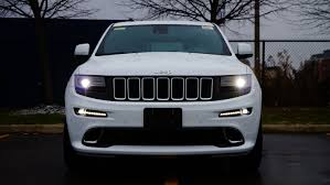 jeep grand cherokee srt white 2017 2015 jeep srt review youtube