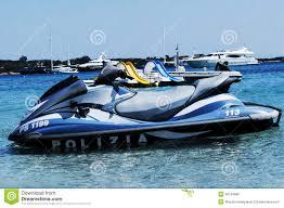 lamborghini jet ski italy police jet ski editorial image image 48743980