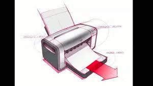 idsketching com printer sketch on vimeo