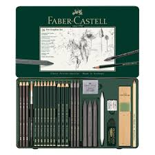 faber castell sketching pencils drawing sketch library