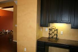 kitchen colors with dark cabinets waplag painted two dining room
