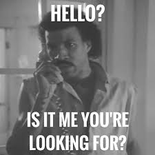 Lionel Richie Meme - how not to do shipping and logistics for your e commerce startup