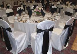 Cheap Sashes Polyester Chair Sashes And Ties Party Linen Rental