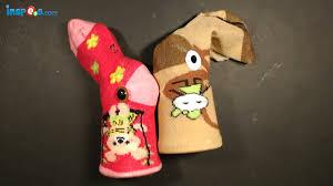 rabbit material how to make sock rabbit