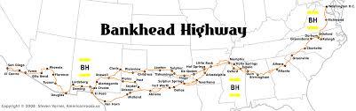 Atlanta On Us Map by Forgotten Landmark Blue River Highway Bridge Old U S 70 Blue