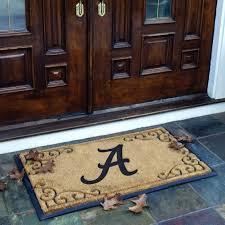 Entryway Door Mats Front Door Mats Amazon Lowes Safest Material Image Brown Front