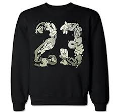 space jam sweater amazon com ftd apparel s space jam 23 crew neck sweater clothing