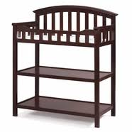 Wood Changing Table Wood Changing Tables Simply Baby Furniture