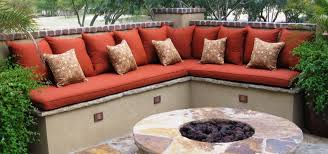 custom bench seat cushions bench seat cushions and how to make