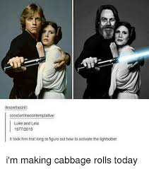 Leia Meme - 25 best memes about luke and leia luke and leia memes