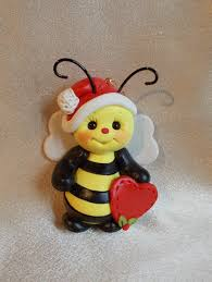 bee bumble bee bug sculpture ornament sculpture figurine