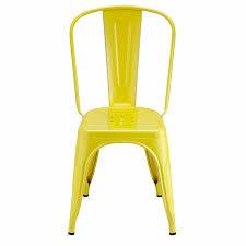 chaise bureau jaune chaise de bureau jaune