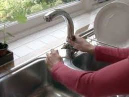 Leaky Kitchen Sink Faucet Collins Diy Survival Demos How To Fix A Dripping Tap Leaky