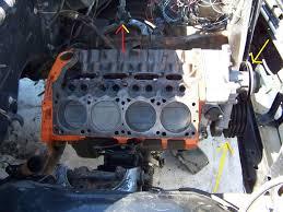 Dodge Challenger Engine Swap - 1989 dakota 360 swap thread carb dodgeforum com