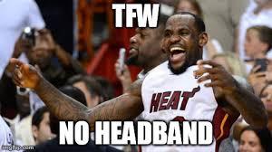 Lebron Headband Meme - headbands bodybuilding com forums
