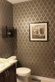 zebra print bathroom ideas bathroom ideas some ideas of bathroom wallpaper decorating