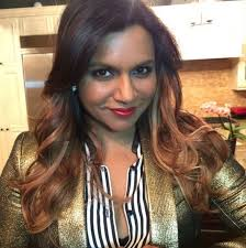 new hair colours 2015 mindy kaling s new blond hair glamour
