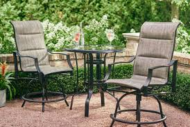 Granite Top Bistro Table Furniture Review Cherry Valley 3 Piece Bistro Set Beautiful