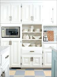 kitchen cabinet microwave shelf closet white pantry closet pantry cabinet kitchen how to build