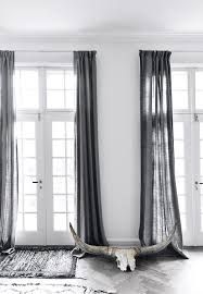 The  Best Gray Curtains Ideas On Pinterest Grey And White - Interior design ideas curtains