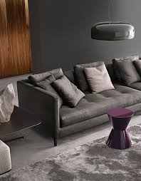 canape minotti andersen slim 90 lounge sofas from minotti architonic