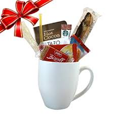 hot cocoa gift set buy cottage coffee mug gift set with starbucks via coffee