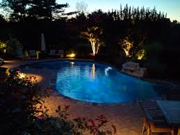 show us your pool at night