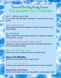 Water Challenge Tutorial Kelsie S Nail Files Summer Challenge Day 1 Grill Master