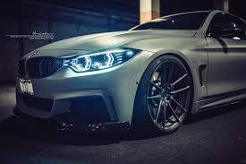 bmw m4 headlights bmw f32 435i m brixton forged wheels