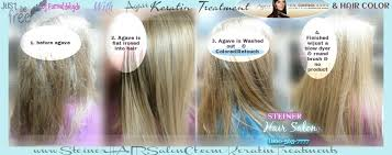 Wash Hair Before Color - agave keratin treatment no formaldehyde u0026 wash color your hair