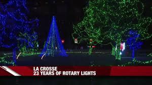 rotary lights la crosse rotary lights celebrate 23rd year in la crosse wiproud