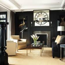 Coffered Ceiling Lighting by Decorating Transitional Living Room Plus Beige Carpet With Black