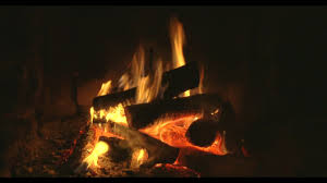 watch fireplace dvd with long wood fires with burning wood sounds