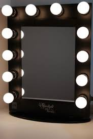 Vanity For Makeup With Lights Endearing Vanity Hollywood Mirror Dupe Best Ideas About Ikea
