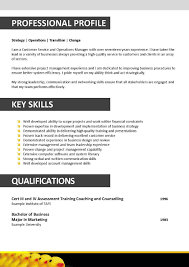 Skill Resume Example Child Care Provider Resume Template Resume Builder