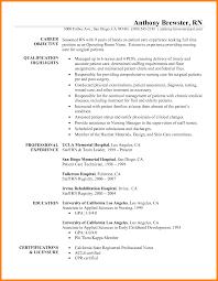 Staff Nurse Sample Resume 100 Rn Resume Sample Cv Sample For Nursing Nicu Nurse Resume