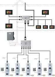 intercom wiring diagram auth wiring diagrams collection