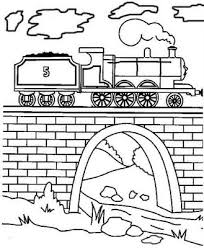 Steam Locomotive Coloring Pages Steam Train James Engine Coloring Page For Kids To Print And Color by Steam Locomotive Coloring Pages
