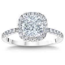 platinum halo engagement rings halo rings costco