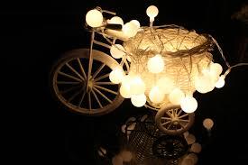 Home Decoration Lighting 100 Led 32 8ft Globe String Lights Led Ball Fairy Lights For