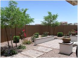 backyard landscaping ideas arizona home design inspirations