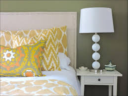 bedroom red and yellow bedding sets yellow gray and