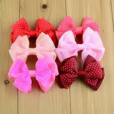 tulle hair bows new 21pcs lot 21c big bowknot without clip 3 15in chiffon