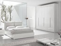 beautiful modern white bedroom furniture to design decorating