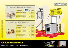 norme robinet gaz cuisine installations banides et debeaurain