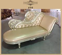 Chaise Lounge Sofas by Flower Design Elegant Princess Luxury Leather Chaise Lounge Sofa