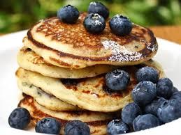 Blueberry Pancake Recipe Blueberry Yogurt Pancakes