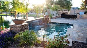 Backyard Pool Images by Spools Cocktail Pools For Small Backyards