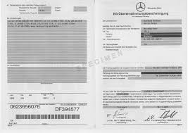 coc mazda certificate of conformity coc mercedes